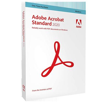 Adobe Acrobat Standard 2020