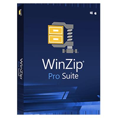 WinZip Pro Suite