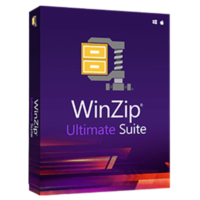WinZip Ultimate Suite