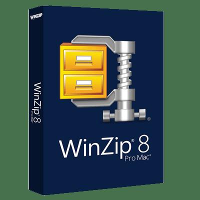 Winzip 8 Pro MAC