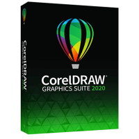 Corel Draw Graphic Suite 2020 logo