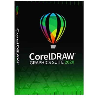 Corel Draw Graphic Suite 2020 logo