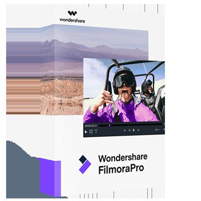 Wondershare FilmoraPro