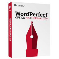 WordPerfect Office Professional 2020