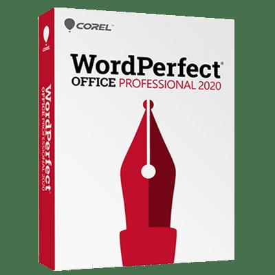 WordPerfect Office Professional 2020