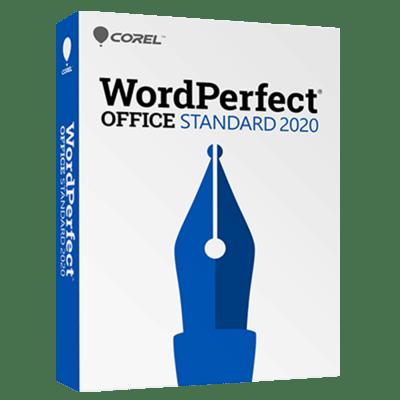 WordPerfect Office Standard 2020