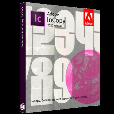 Adobe InCopy 2020