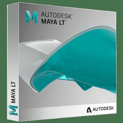 Autodesk Maya LT Box