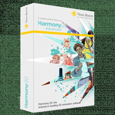 Toon Boom Harmony 20 Advanced