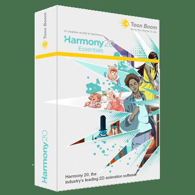 Toon Boom Harmony 20 Essentials