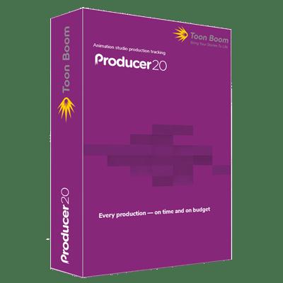 Toon Boom Producer 20