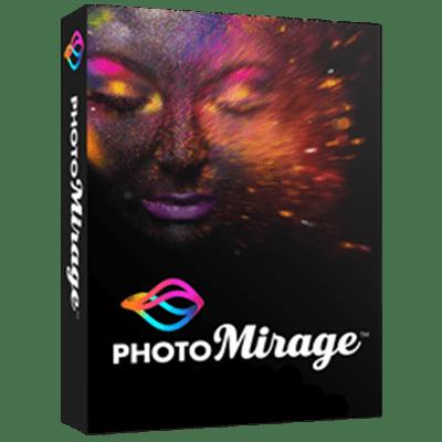 PhotoMirage Product Box