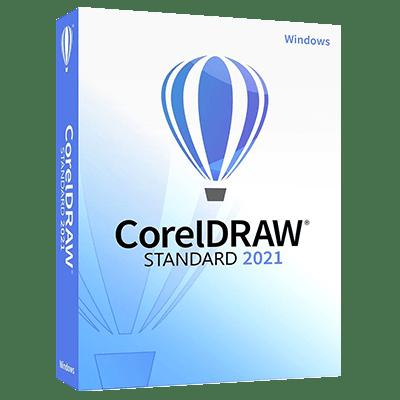 CorelDraw Stamdard 2021