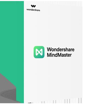 Wondershare Mindmaster product box