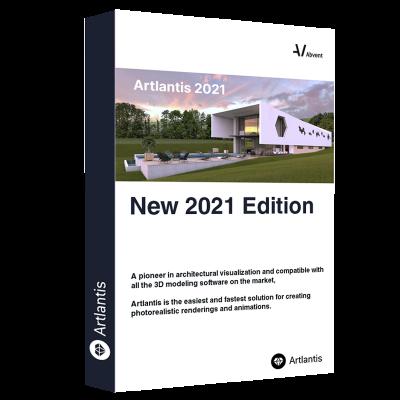 Artlantis 2021