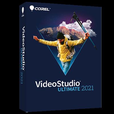 Corel VideoStudio Ultimate 2021