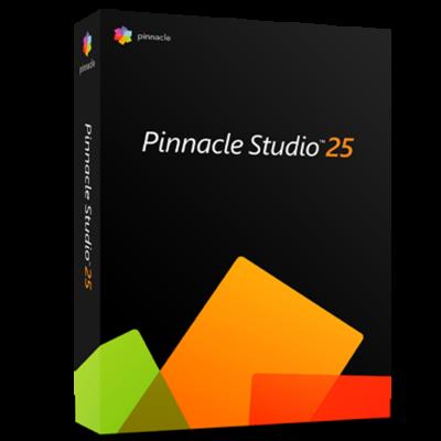 Pinnacle Studio 25 Product Box