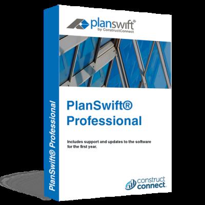 PlanSwift Professional Product Box
